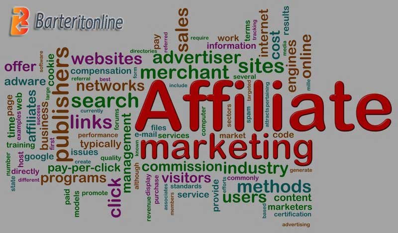 Penjualan dengan Affiliate Marketing